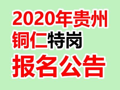 2020贵州铜仁市特岗教师特设岗位计划招聘690人公告