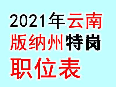 2021年云南西双版纳州勐海县特岗教师招聘公告(40人)
